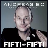 Andreas Bo - Fifti-Fifti - Spar 20%