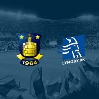 Alka Superliga: Brøndby IF vs. Lyngby BK - Spar 23-44%